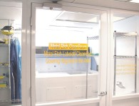 White Knight Cleanroom for Pumps used in Metal Etch