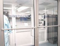 White Knight Cleanroom for Pumps used in Non-Metal Applications