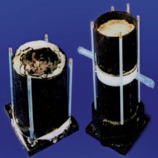 Corroded Competitor Pumps