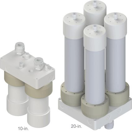 White Knight High-Purity Filter Housings