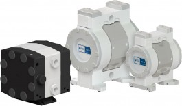 White Knight High-Purity Air-Operated Double-Diaphram Pumps