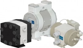 White Knight High-Purity Chemical Delivery Pumps
