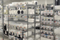 White Knight High-Purity Pump Component Parts