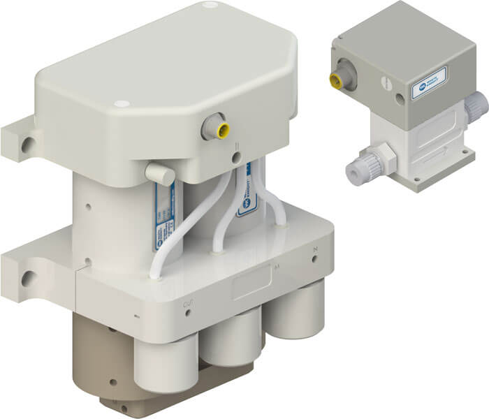 Cad drawings resources white knight fluid handling low flow pumps phc40 cad model ccuart Choice Image