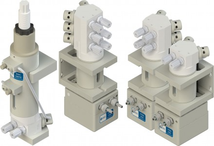 White Knight Metering Pumps