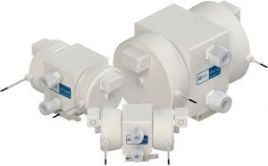 White Knight PFH Series High-Purity Pumps