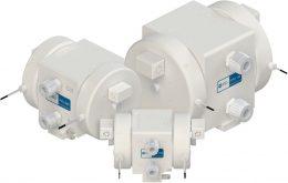 White Knight PFU Series High-Purity Pumps