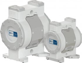 White Knight PSD Seires AODD Diaphragm Pumps