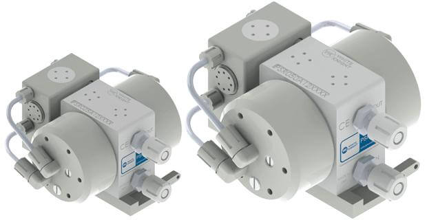 PSRシリーズ空圧ダブルベローズポンプ