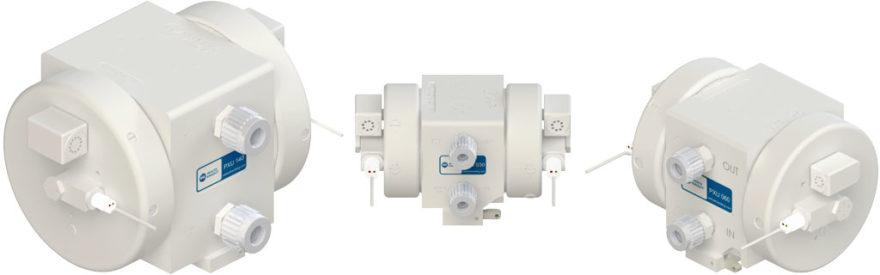 PXUシリーズ空圧ダブルベローズポンプ