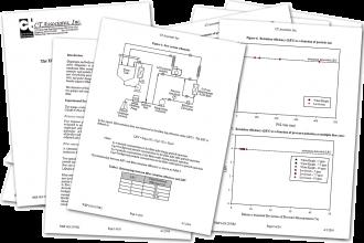 兩個泵對過濾器保持性的影響