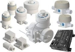 White Knight High-Purity Pump Accessories