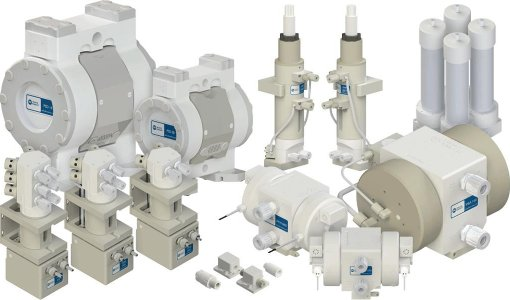 White Knight Fluid Handling Products