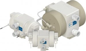White Knight High-Purity Pneumatic Bellows Pumps