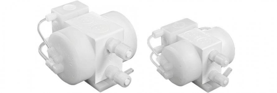 White Knight X Series Pumps for Semiconductor